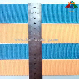 "1-1/4"", 1-1/2"" Inch Polyester and Cotton Webbing"