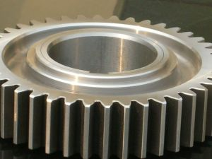 Hot Forged Gear, Alloy Steel Gear pictures & photos