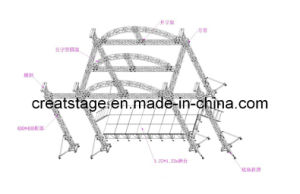 Concert Equipment Circle Stage Truss