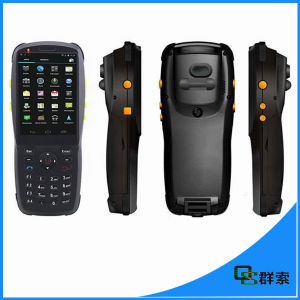 Hot Sale Portable Android NFC Barcode Scanner with Display