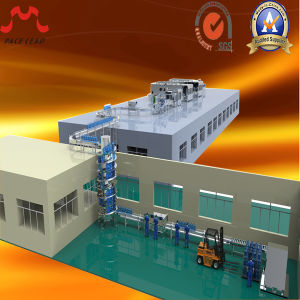 1500 Bottles Per Hour for 3-5 Gallon for Bottled Water Production Line for Filling Processing Line