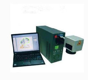 Mini and Portable Metal Laser Marking Machine for Gold and Silver