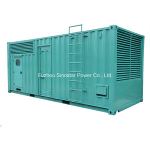 10kVA to 1800kVA Soundproof Diesel Genset with Perkins Engine