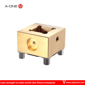 A-One CNC EDM Copper Electrode Chuck for EDM Spark Erosion pictures & photos
