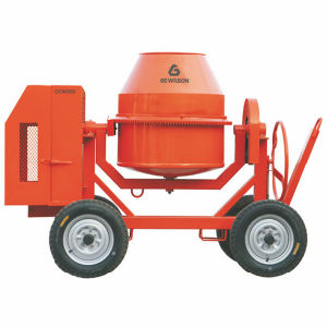Diesel Concrete Mixer pictures & photos