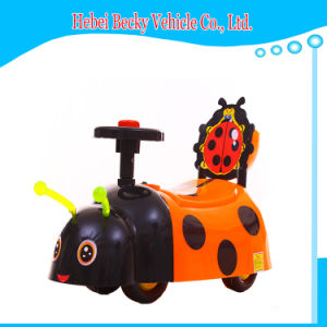 Baby Electric Car with Music Light Kids Swing Car pictures & photos