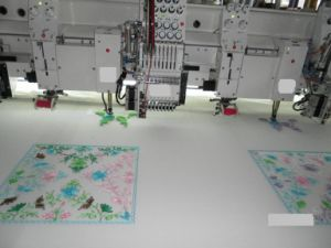 Chenille Mixed Embroidery Machine