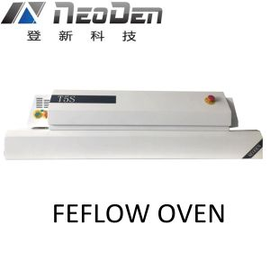 T5s Reflow Oven Soldering Station for SMT Assembly Use in Production Line pictures & photos