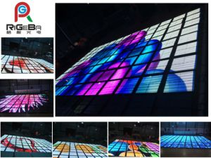 LED Video Dance Floor for Holiday Party Wedding Club pictures & photos