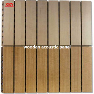 Ceiling Board Acoustic Ceiling Ceiling Title Wooden Acoustic Panel Wall Panel pictures & photos