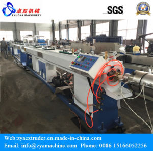 PPR Bathroom Hot Water Pipe Production Line/Extrusion Line pictures & photos