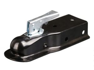 Trailer Coupler (Black Finish) pictures & photos