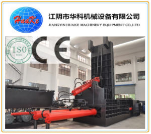 400 Tons China Car Baler Sale pictures & photos