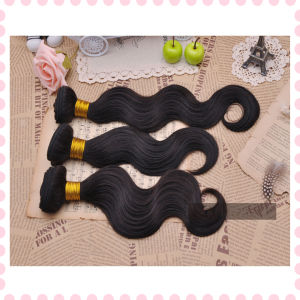 Body Wave Virgin Brazilian Human Hair Extension pictures & photos
