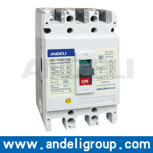 Prices of MCCB 100AMP Circuit Breaker (AM1) pictures & photos