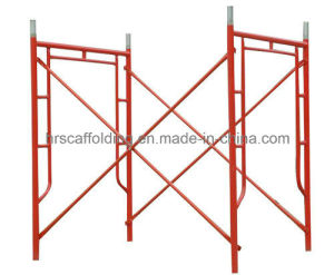 Mason Scaffolding Frame for Construction Tools pictures & photos