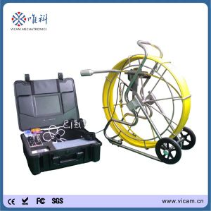 Industrial High Resolution Drain Pipe Inspection Camera with 600tvl pictures & photos