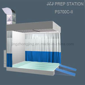 Jzj Prep Bay Spray Booth for Sale (Model: PS700C-II) pictures & photos