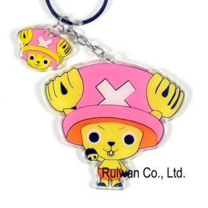 Wholesale New Style Acrylic Keychain (KCA094) pictures & photos