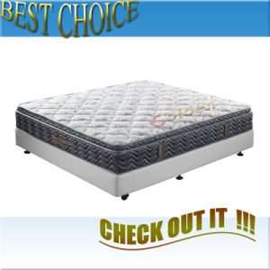 Memory Foam Pillow Top Comfortable Mattress pictures & photos