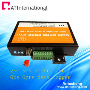 GSM Relay Control GPRS RTU SMS Monitor Analog Inputs Relay Outputs