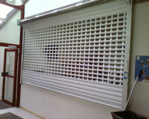Toma Aluminium Commercial Roller Door pictures & photos