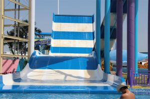 Boomerang Water Slide, Customized Water Attraction, Water Park Equipment pictures & photos