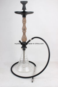Wooden Stem Hookah Shisha pictures & photos