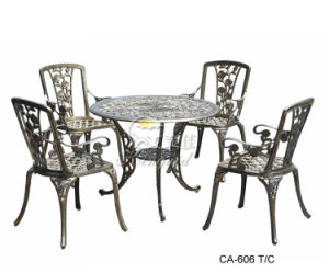 Cast Aluminium Furniture, Outdoor Furniture Ca-606tc