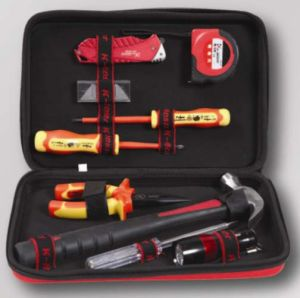 VDE Insulated Tools Set 2009