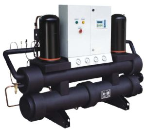 Open Type Water Source Heat Pump R410 Heat Pump System pictures & photos