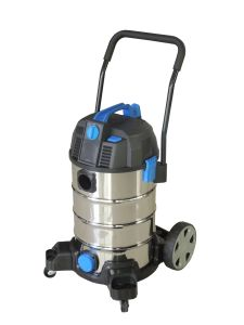 309-20/25/30/35L Stainless Steel Tank Wet Dry Water Dust Vacuum Cleaner with or Without Socket pictures & photos
