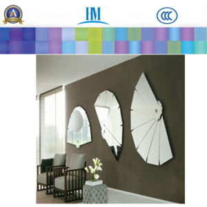 Beautyful 5mm Decorative Mirror From Glass Mirror pictures & photos
