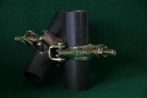 En74, Bs1139 Pressed Swivel Galvanized Coupler