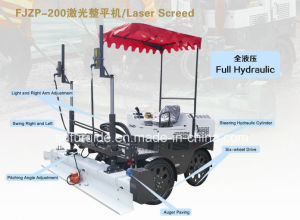 Trimble Laser Screed Concrete for Sale (FJZP-200) pictures & photos