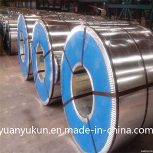 Cold-Rolled Cold Finish Color Color Coated Steel Coil Zink Printing pictures & photos