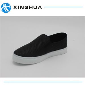 Simple Basic Canvas Casual Shoes pictures & photos