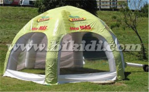 Outdoor Inflatable Camping Dome Tent for Advertising K5149 pictures & photos