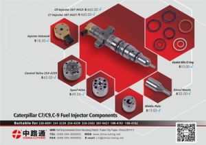 C7/C9 Cat Injectors for 10r4762, 387-9433, 328-2574, pictures & photos