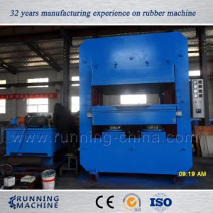 Rubber Vulcanizer/Rubber Frame Type Vulcanizer 350tons pictures & photos