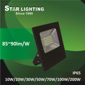 New Arrival 10W Aluminum Frameless LED Flood Light