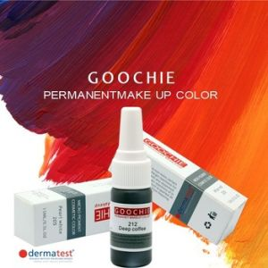 Goochie Best Tattoo Ink Cosmetic Tattoo Pure Organic Permanent Makeup Pigment pictures & photos