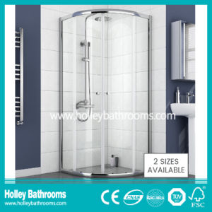 High Quality Sector Sliding Shower Set with Aluminium Alloy Frame (SE912C)