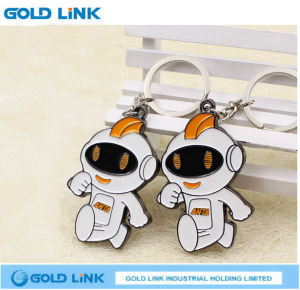 Promotional Gift Medal Key Ring Key Holder Robot Key Ring pictures & photos