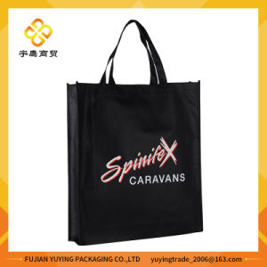 Customize Fashion Non Woven Shopping Tote Bags (YYNWB060)