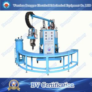 PU Foam Tyre Foaming Machine pictures & photos