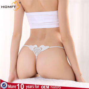 G String Panties Sexy Sheer Panty Panties Sexy Mommy Panties pictures & photos