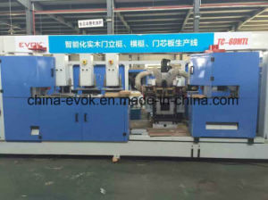 Most Professional Automatic Solid Wooden Door Manufacture Machine Tc-60mtl  pictures & photos