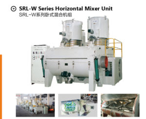 High Speed PVC Mixing Machine with Double Speed