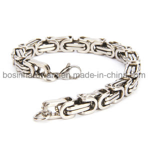 Stainless Steel Mens Chain with Lobster Clasp pictures & photos